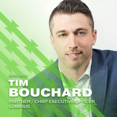 Brand Strategy During a Pandemic Ep 9 Tim Bouchard of Luminus