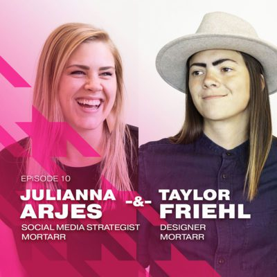 Building Brands Ep 10 Julianna Arjes & Taylor Friehl Social Media For Building Materials Marketing