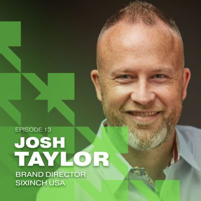 Building Brands Ep 13 Josh Taylor How A Strong Brand Identity Improves Marketing