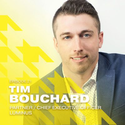 Building Brands Ep 21 - Tim Bouchard - The Anatomy Of A True Brand Strategy