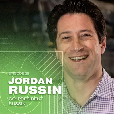 Building Brands Ep 26 - Jordan Russin - A Distributor's Perspective On Building Materials Marketing