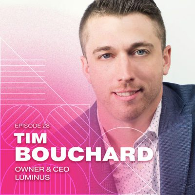 Building Brands Ep 28 - Tim Bouchard - What is the ROI of branding?