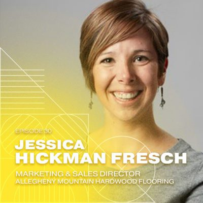 Building Brands Ep 30 - Jessica Hickman Fresch - Using Content Marketing To Build Brand Authority