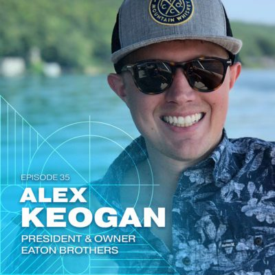 Building Brands Ep 35 - Alex Keogan - Rebranding For Growth After an Acquisition